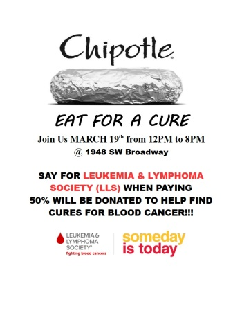 Eat For A Cure