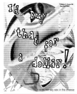 I'd Buy That For A Dollar! #4