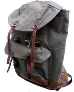 1960's Rucksack, Available At Most Army Surplus Stores